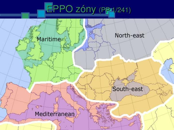 EPPO zóny