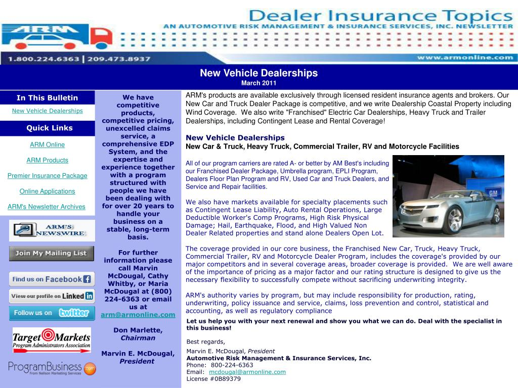 Ppt New Vehicle Dealers New Car Truck Commercial Trailer Heavy Truck Motorcycle And Rv Dealers Powerpoint Presentation Id 4068711