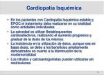 cardiopat a isqu mica6