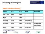case study a power plant2