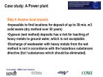 case study a power plant3