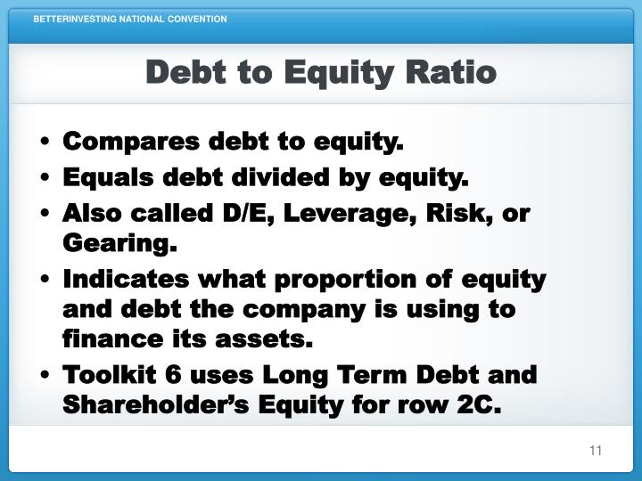 a comparison of the debt position of two companies Read this essay on financial comparison these two companies are prime examples of economic information of the financial position and profitability as.