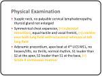 physical examination2