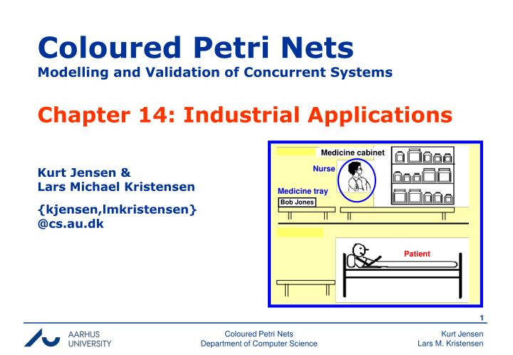 coloured petri nets modelling and validation of concurrent systems n.