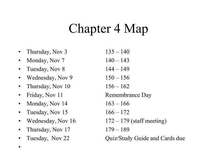 chapter 4 map n.