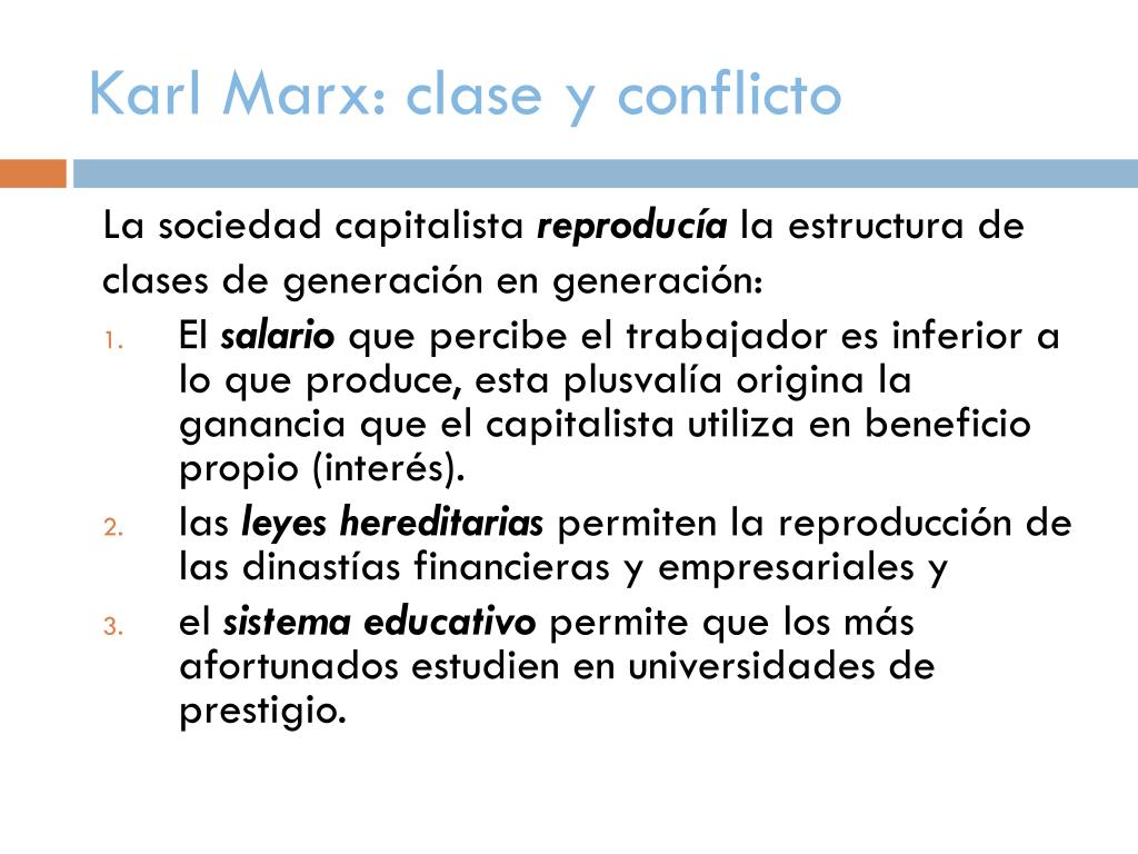 Ppt Conflicto De Clases Powerpoint Presentation Free