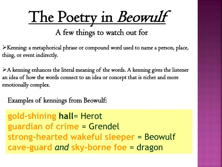 Ppt Beowulf Powerpoint Presentation Id4073812