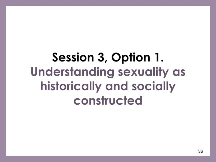 our understanding of sexuality and family formation The sociology of gender is one of the largest subfields within sociology and features theory and research that critically interrogates the social construction of gender, how gender interacts with other social forces in society, and how gender relates to social structure overall.