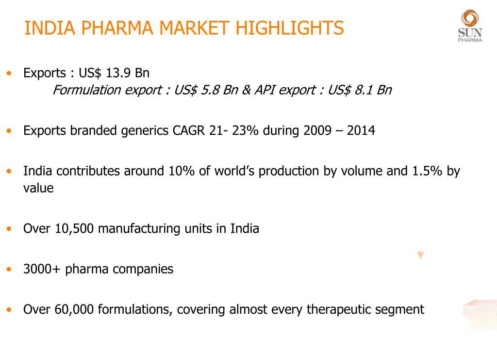 PPT - Indian & Russian Pharma Challenges PowerPoint Presentation