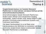 themenblock b thema 6