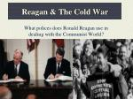 reagan the cold war