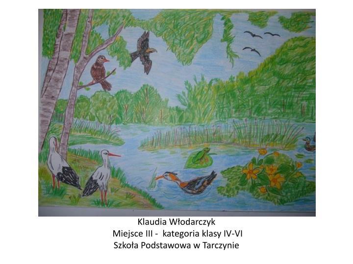 Klaudia Włodarczyk