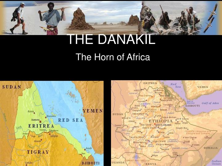the danakil the horn of africa