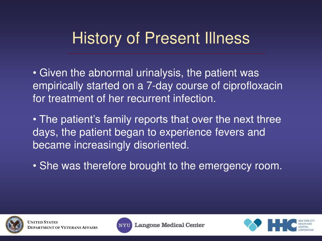 PPT - NYU Medicine Grand Rounds Clinical Vignette PowerPoint
