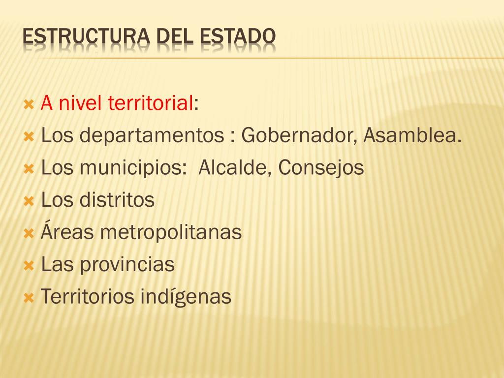 Ppt Constitución Nacional Powerpoint Presentation Free