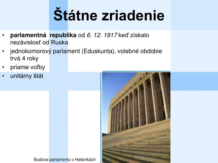 parlamentná  republika