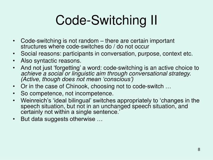 research paper code switching ms dianave tangog Time slot allocation based on a path gain division scheme for td-cdma tdd systems  bination of a code,.