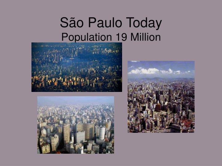 São Paulo Today
