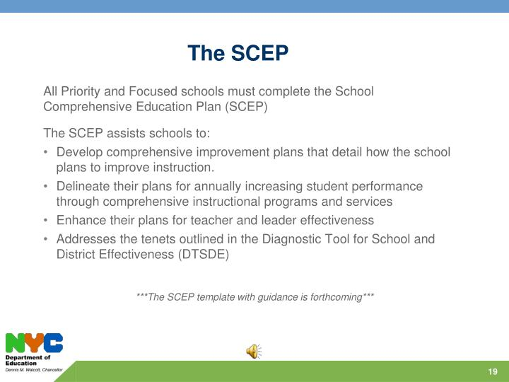The SCEP