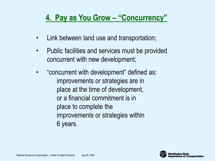 "4.  Pay as You Grow – ""Concurrency"""