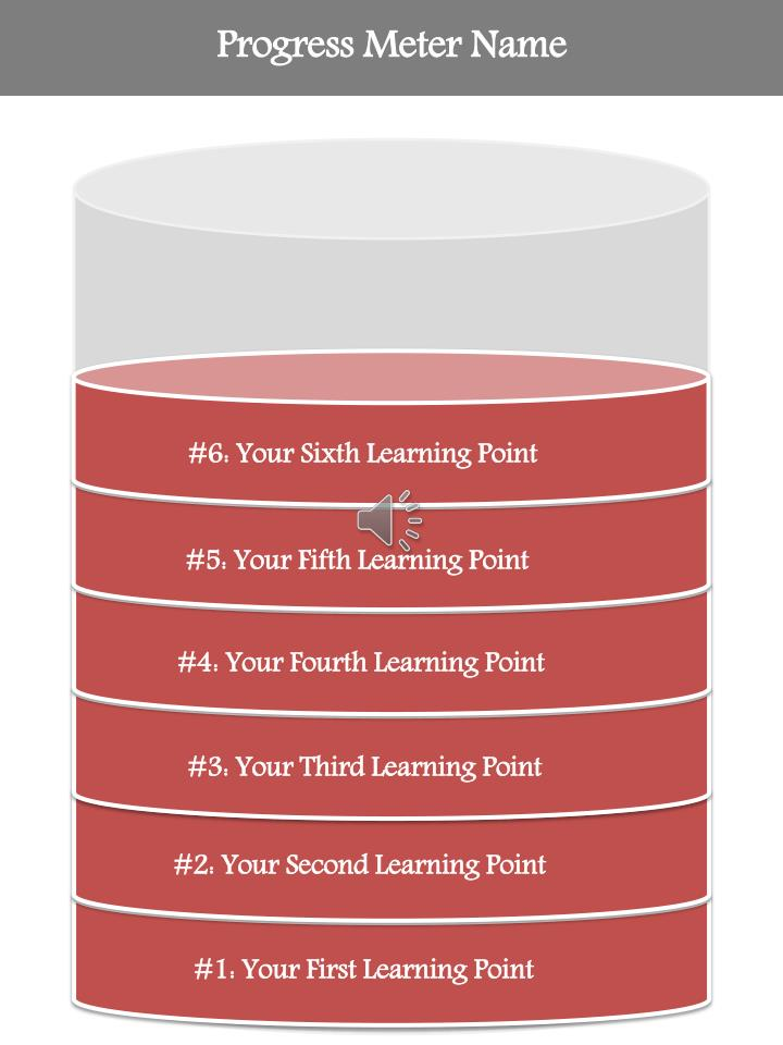 #6: Your Sixth Learning Point