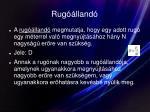 rug lland