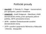 politick proudy