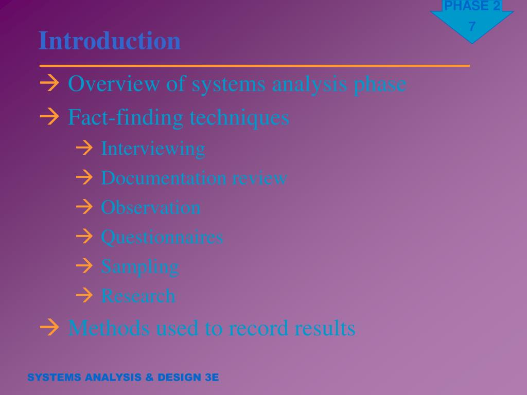 Ppt Systems Analysis Design Powerpoint Presentation Free Download Id 4078381