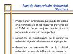 plan de supervisi n ambiental objetivos3