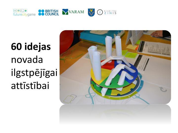 60 idejas