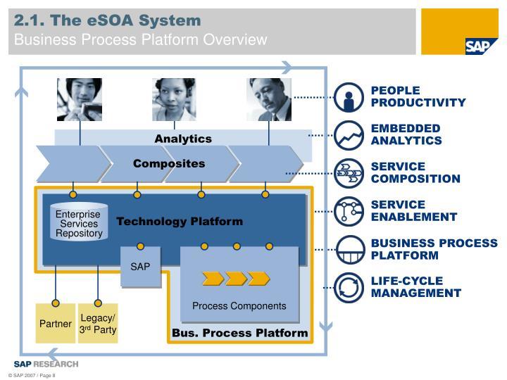 2.1. The eSOA System