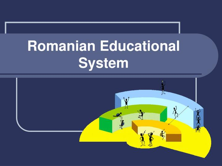 romanian educational system n.