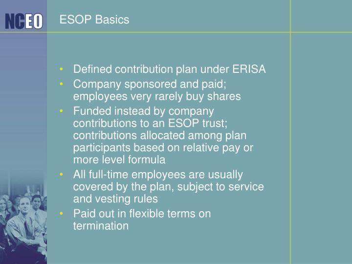 ESOP Basics