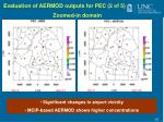 evaluation of aermod outputs for pec 2 of 5