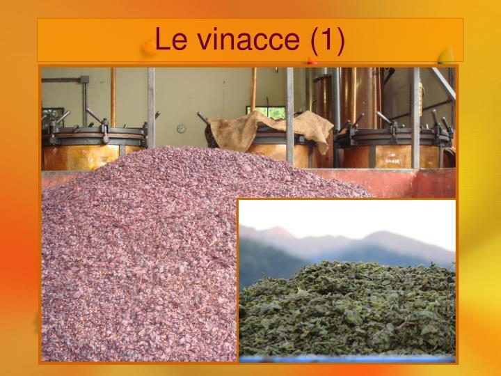 Le vinacce (1)
