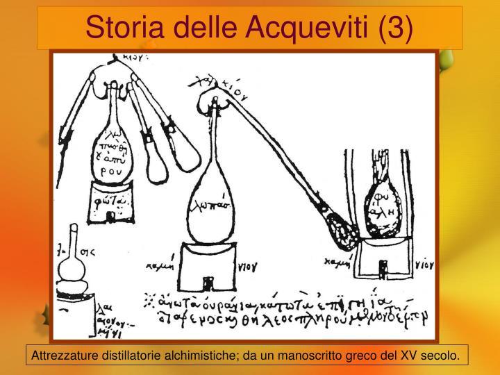 Storia delle Acqueviti (3)