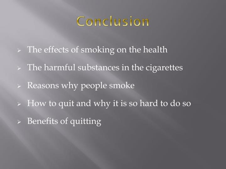 Ppt Smoking Powerpoint Presentation Id 4080353