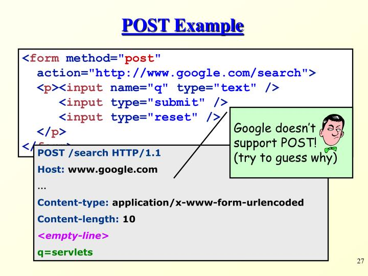 POST Example
