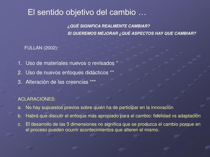 FULLAN (2002):