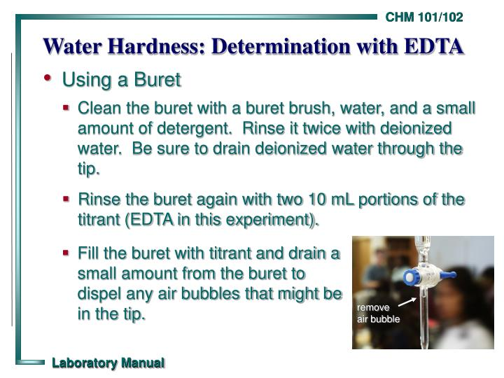 determination of water hardness labpaq Labpaq answer key physics determination of water hardness  complexometric determination of water hardness lab report labpaq answers biology.
