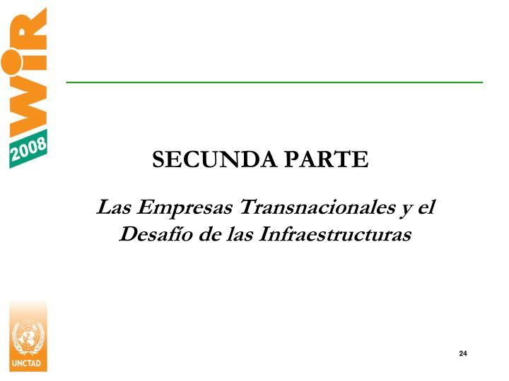 SECUNDA PARTE