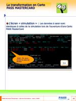 la transformation en carte pass mastercard2