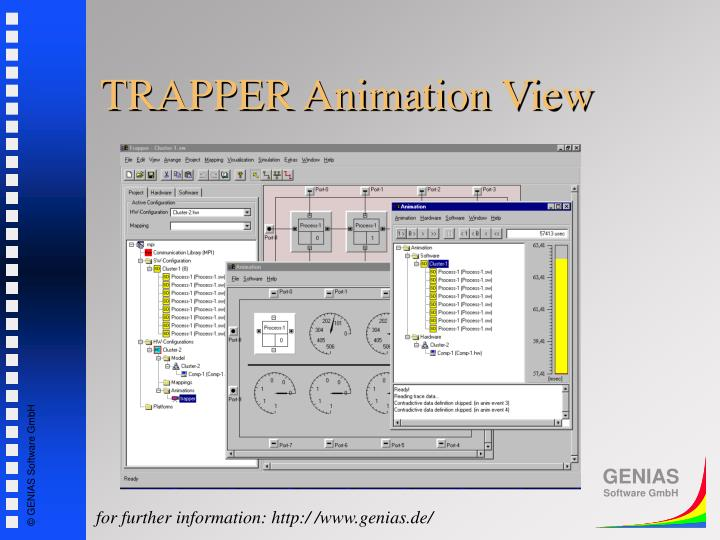 TRAPPER Animation View