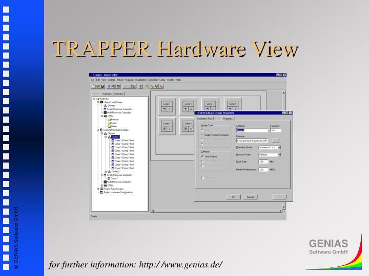 TRAPPER Hardware View