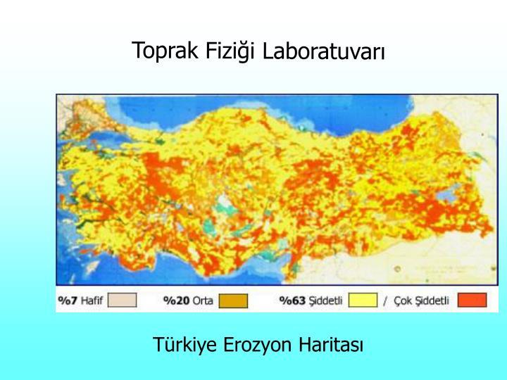 Toprak Fiziği Laboratuvarı