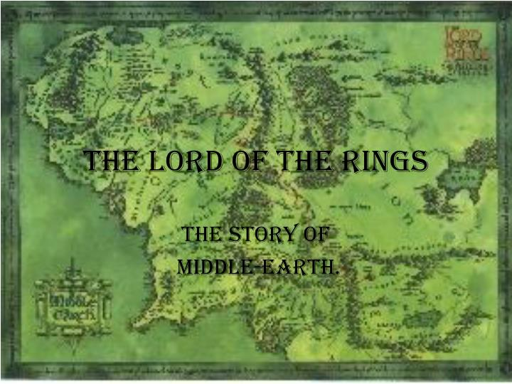 the lord of the rings n.