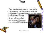 what is rfid the tags