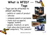 what is rfid the tags1