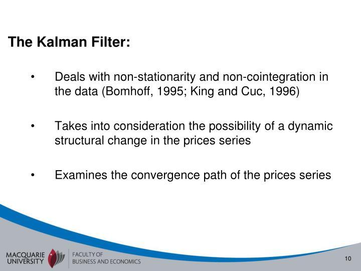 The Kalman Filter: