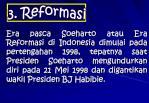3 reformasi